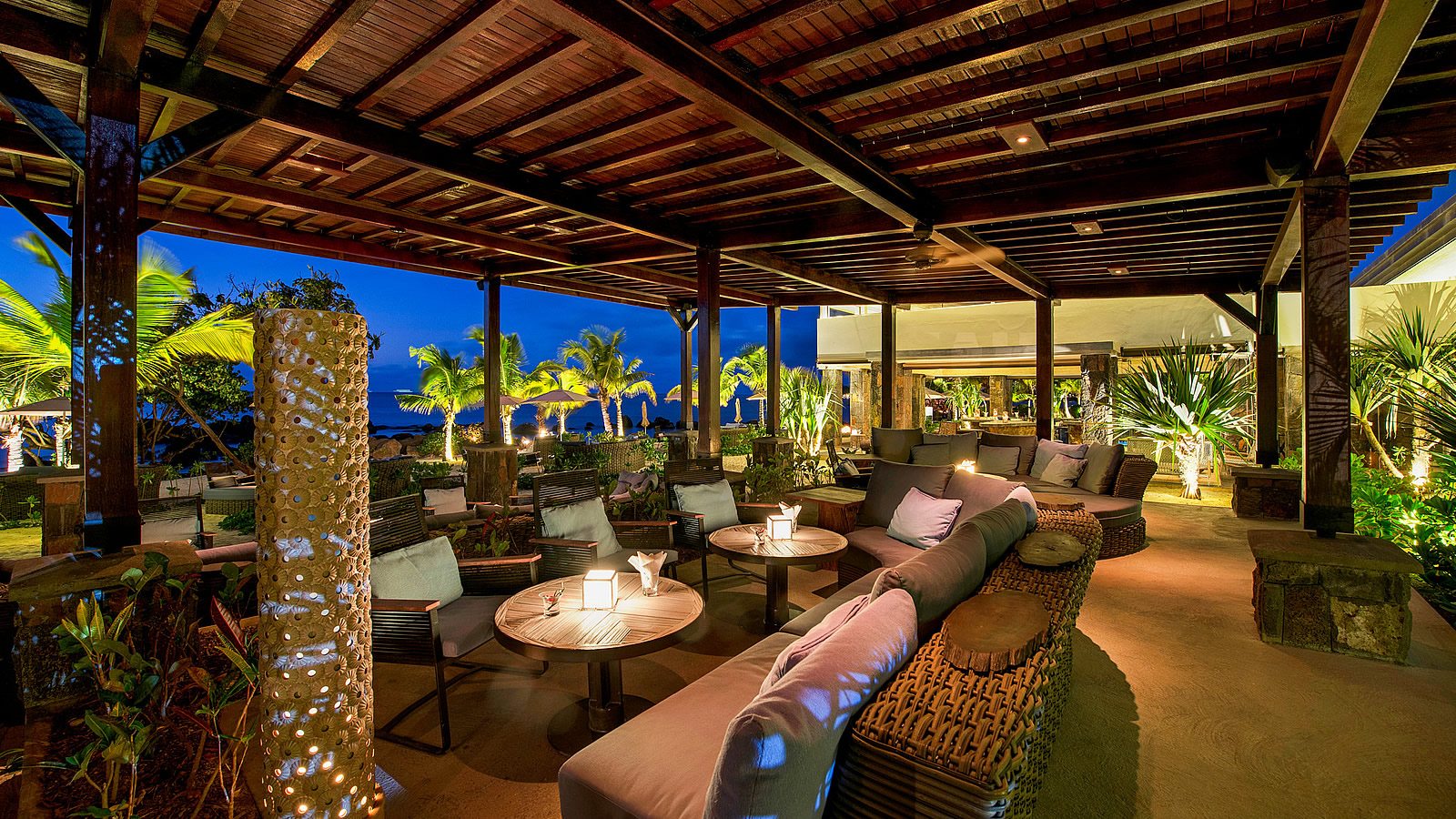 Westin Turtle Bay Mauritius Mystique Bar and Lounge