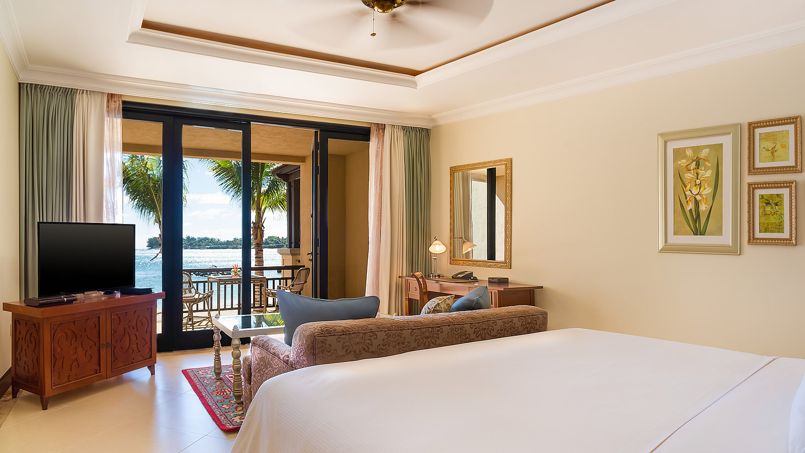 Westin Turtle Bay Mauritius Beachfront Deluxe King