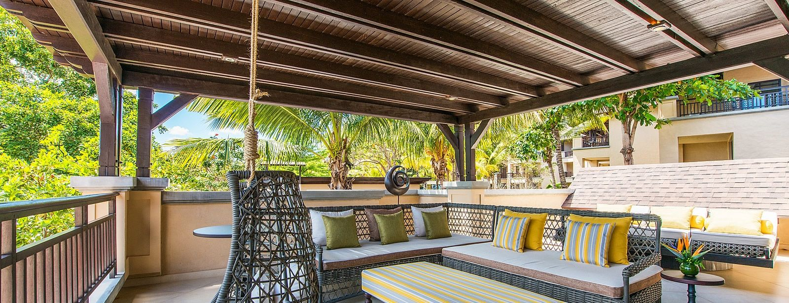 Westin Turtle Bay Mauritius Junior Suite Terrace