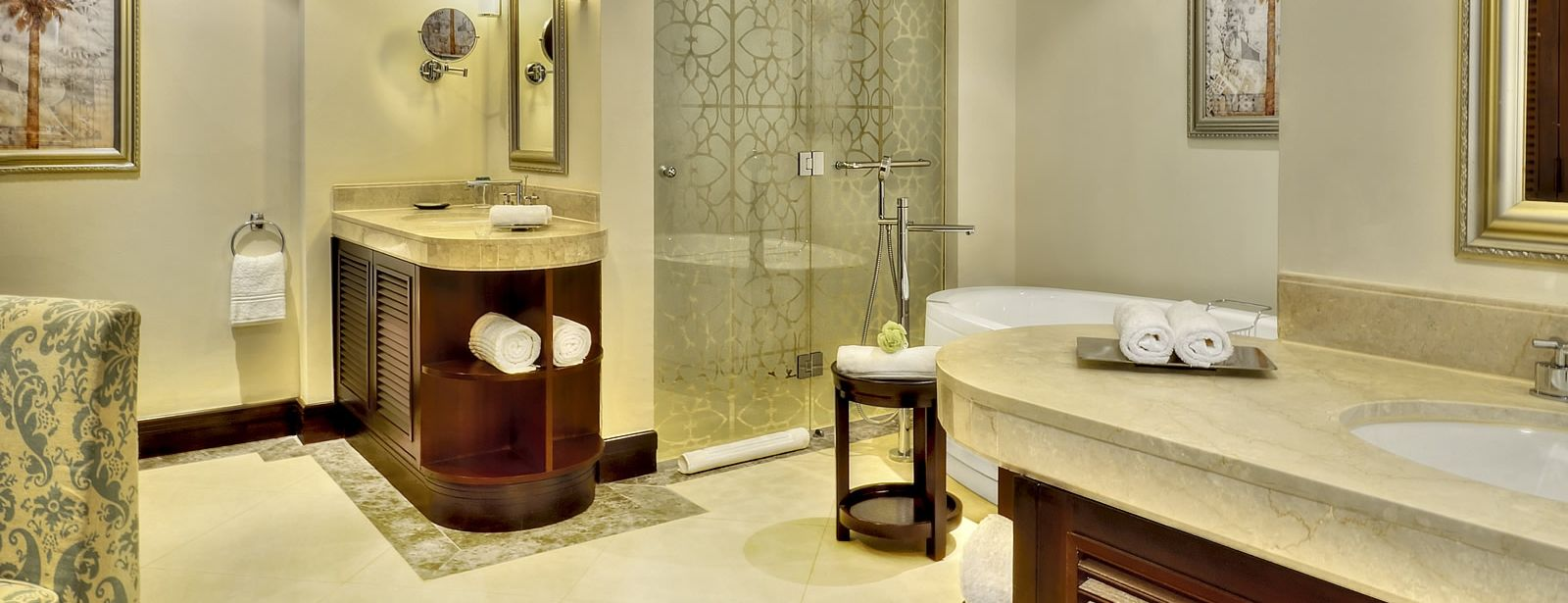 Westin Turtle Bay Mauritius Family Deluxe Bathroom