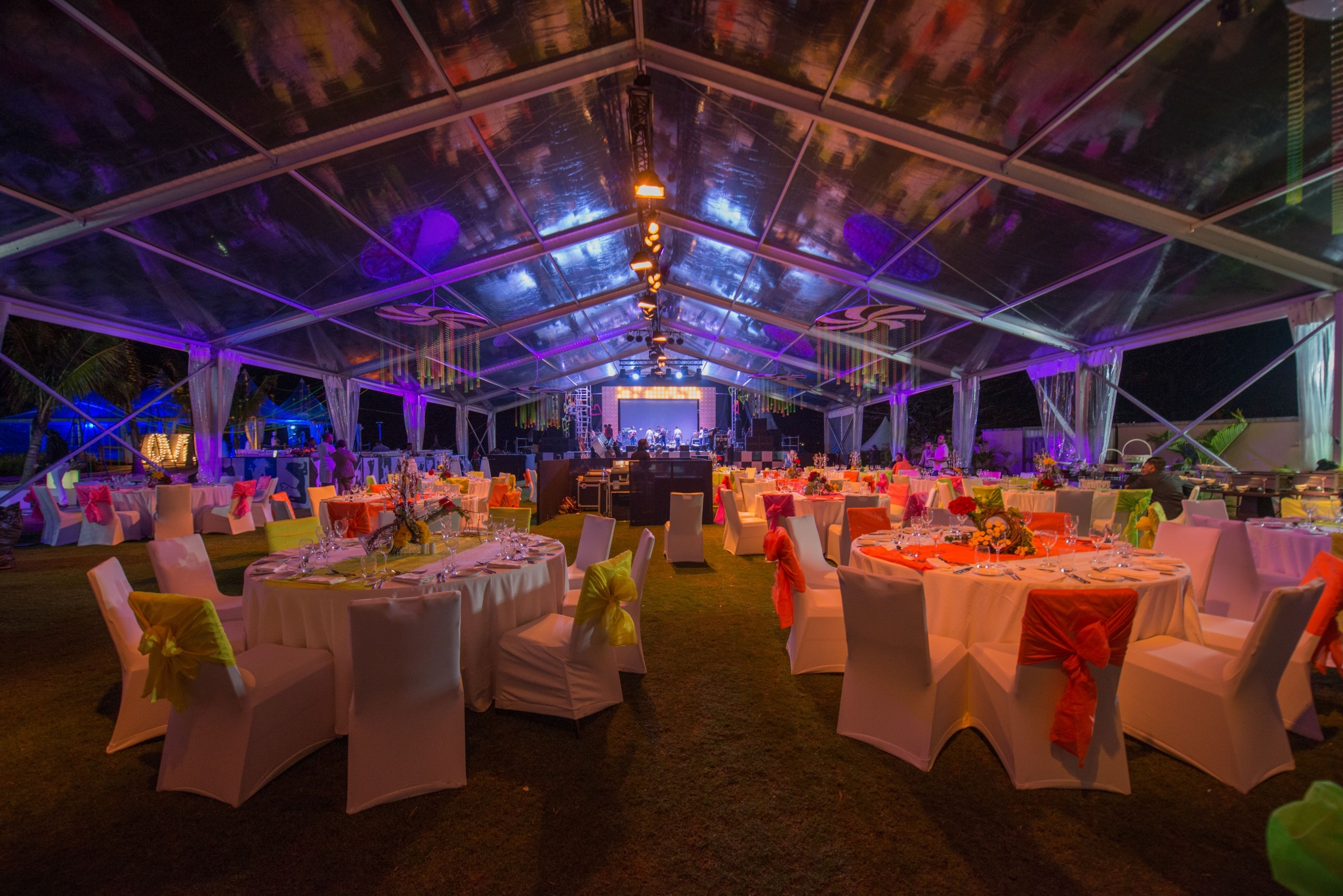 The Westin Lawn at The Westin Turtle Bay Mauritius Events and Conferences