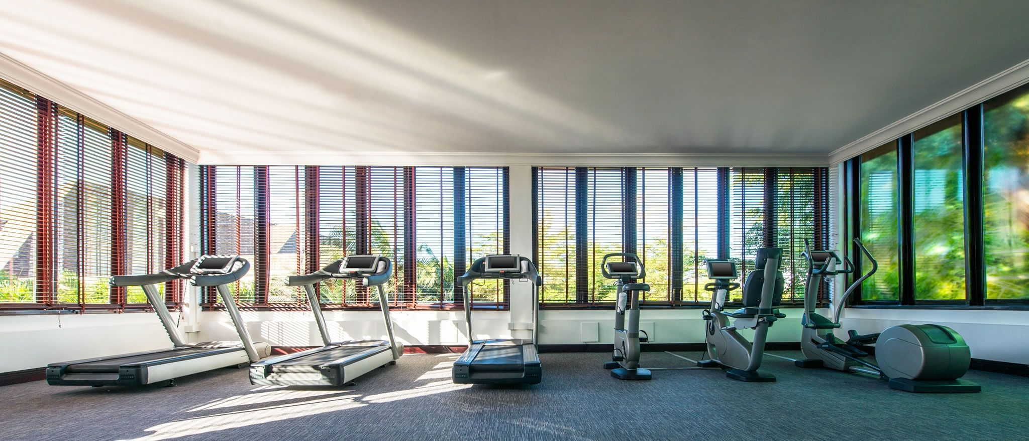 Westin WorkOut Fitness Studio at The Westin Turtle Bay Mauritius