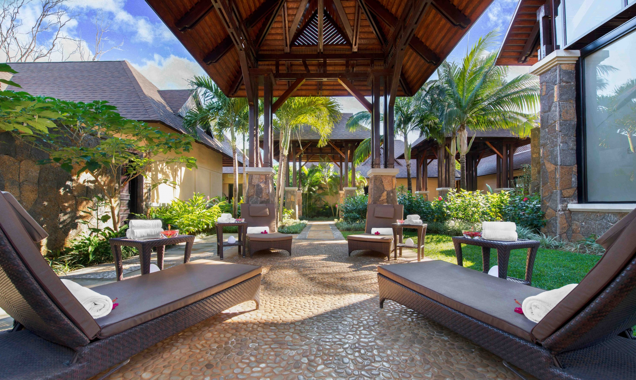Heavenly Spa by Westin Sanctuary, Westin Turtle Bay Mauritius